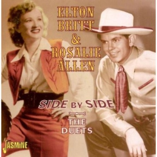 Side by Side: The Duets [CD]