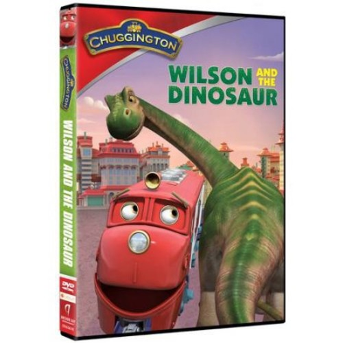 CHUGGINGTON-WILSON & THE DINOSAUR (DVD)