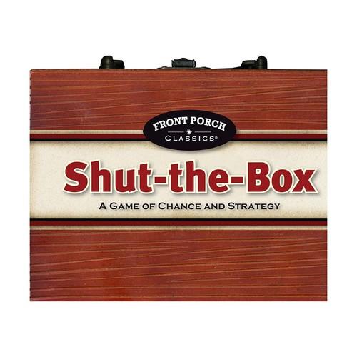 Circa Shut-the-Box [Multicolor, None]
