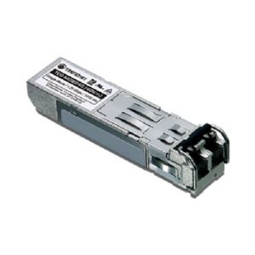 TRENDnet Mini-GBIC Single-Mode Transceiver Module - Ethernet 1000Base-LX, Duplex LC connector, 1.25Gbps Gigabit Ethernet, Up to 40km - TEG-MGBS40