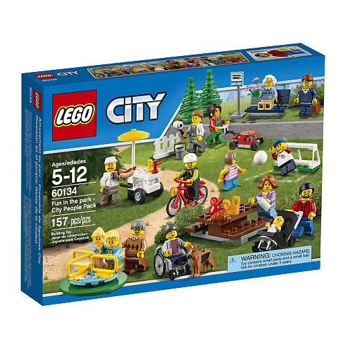 LEGO City Fun in the Park City People Pack (60134)