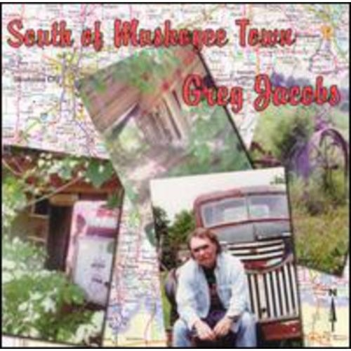 South Of Muskogee Town CD