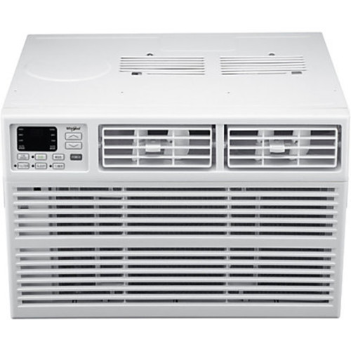 Whirlpool Energy Star Window-Mounted Air Conditioner With Remote, 10,000 BTU, 14 3/4