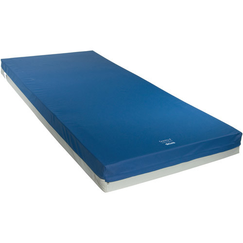 Drive Medical 15885 Gravity 8 Long Term Care Pressure Redistribution Mattress, Blue: Health & Personal Care