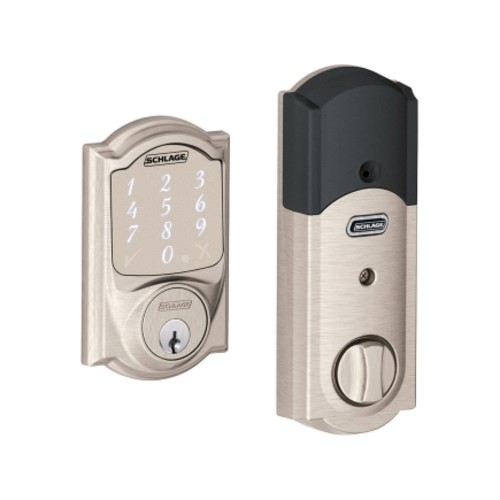 Schlage Sense Smart Deadbolt (BE479AAVCAM619)