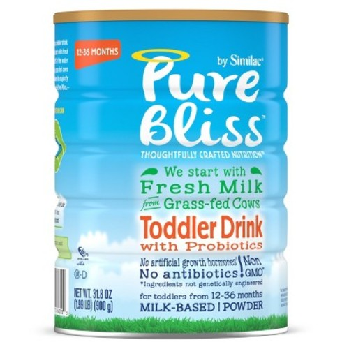 Similac Pure Bliss Toddler Drink - 31.8 Ounce