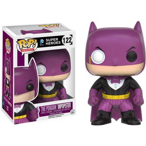 POP Heroes - ImPOPster - Batman/Penguin