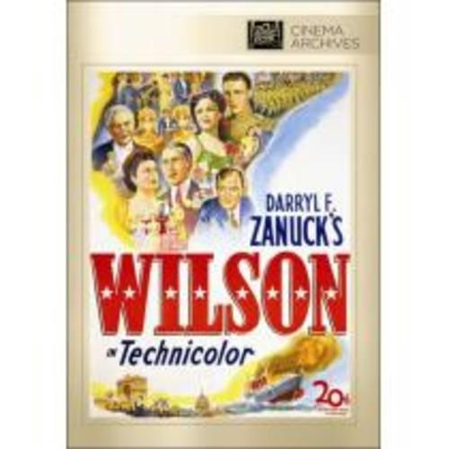 Wilson [DVD] [1944]