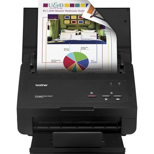 BRTADS2000 - Brother ImageCenter ADS-2000 Sheetfed Scanner - 600 dpi Optical