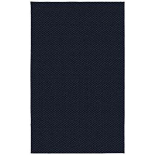 Garland Rug Medallion Area Rug, 6-Feet by 9-Feet, Navy [Navy, 6-Feet by 9-Feet]