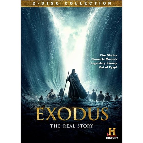 Exodus: The Real Story [2 Discs] [DVD]