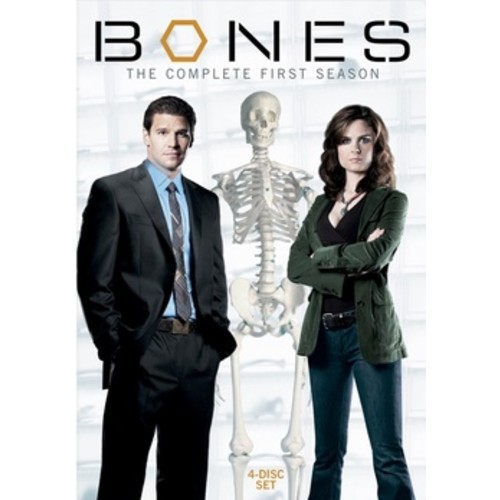 20th Century Fox Home Entertainment Bones: The Complete First Season