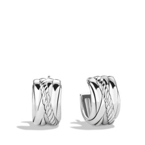David Yurman Crossover Earrings