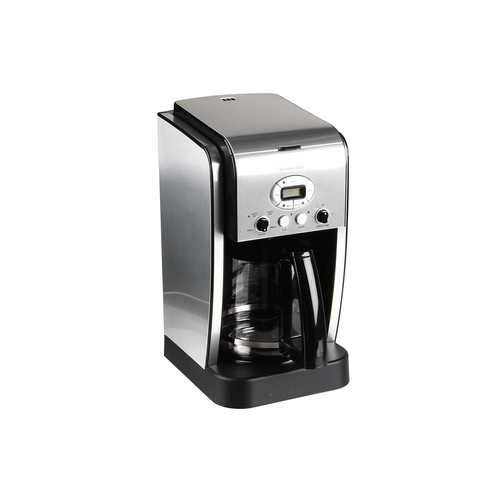 Cuisinart 12-Cup Stainless Steel Programmable Thermal Coffee Maker