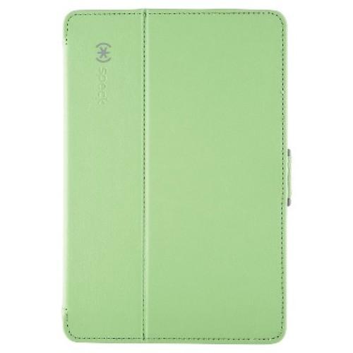 Speck - StyleFolio Case for Apple iPad mini, iPad mini 2 and iPad mini 3 - Gray/Black