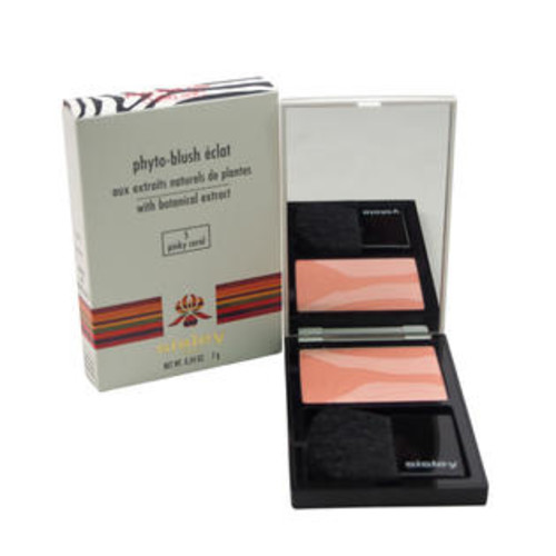 Sisley Phyto-Blush Eclat - # 5 Pinky Coral by Sisley for Women - 0.24 oz Blush
