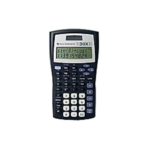 Texas Instruments TI-30X IIS Calculators, Teacher Kit, Set Of 10