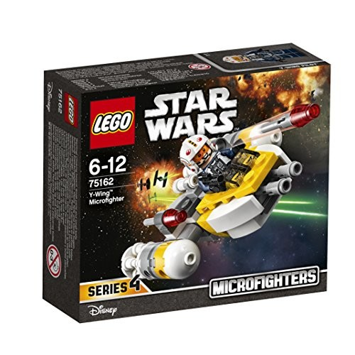 LEGO Star Wars: Y-Wing Microfighter (75162)