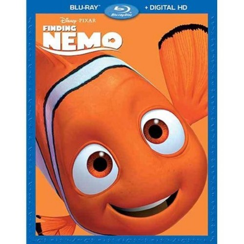 Disney Pixar Finding Nemo 2 Disc Blu-Ray Combo Pack (Blu-Ray/Digital HD)