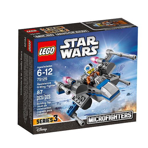 LEGO Star Wars Micro Hero Starfight (75125)