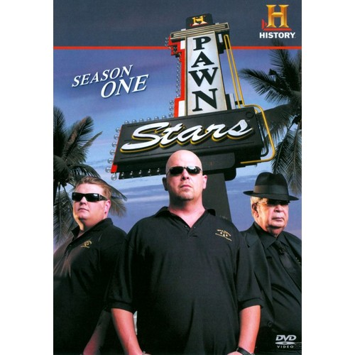 Pawn Stars: Season One [2 Discs] [DVD]