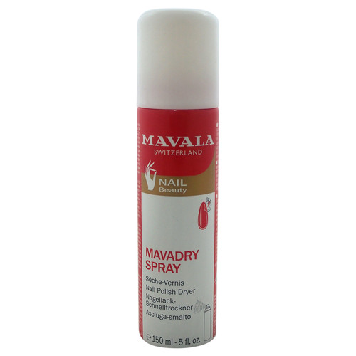MAVALA Mavadry Spray Nail Polish Dryer by for Unisex - 5 oz Nail Care
