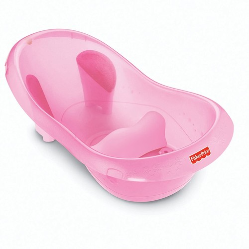 Fisher-Price Pink Sparkles Tub, One Size [Pink Sparkles, Standard Packaging]