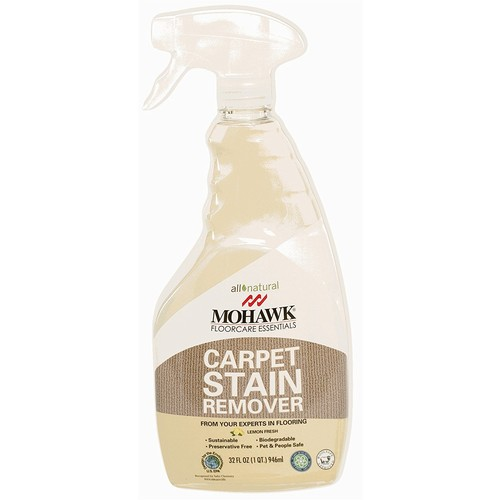 Mohawk FloorCare Essentials Carpet Stain Cleaner - 32 Ounce Spray Bottle