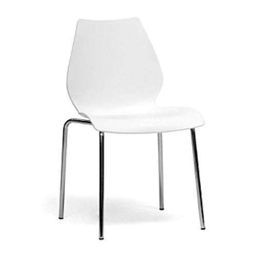 Baxton Studios Overlea Plastic Modern Dining Chair