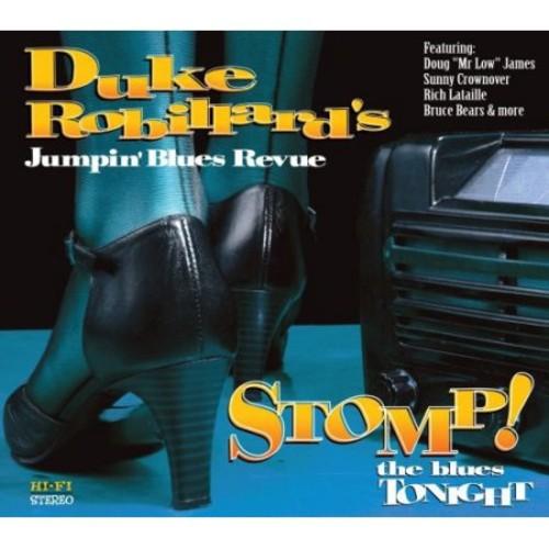 Stomp! The Blues Tonight [CD]