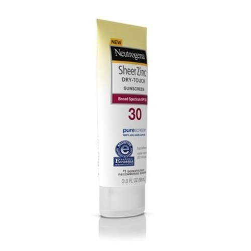Neutrogena Sheer Zinc Sunscreen Lotion - SPF 30 - 3oz