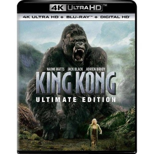 King Kong (Ultimate Edition) [4K UHD] [Blu-Ray] [Digital HD]