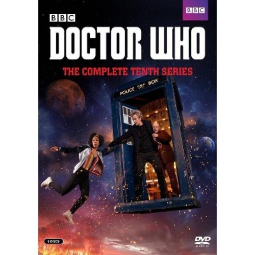 Doctor Who:Complete Series 10 (DVD)