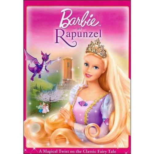 Barbie As Rapunzel (DVD + Calendar) (Widescreen)