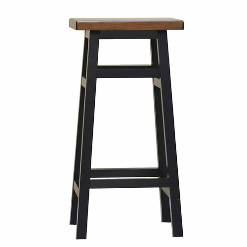 Carolina Cottage 1230-ABAO Colby Stave 30-inch Bar Stool - Antique Black