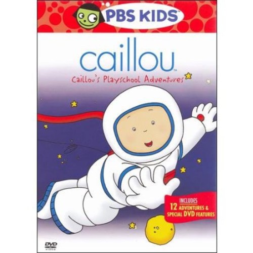 Caillou: Caillou's Playschool Adventures (DVD)