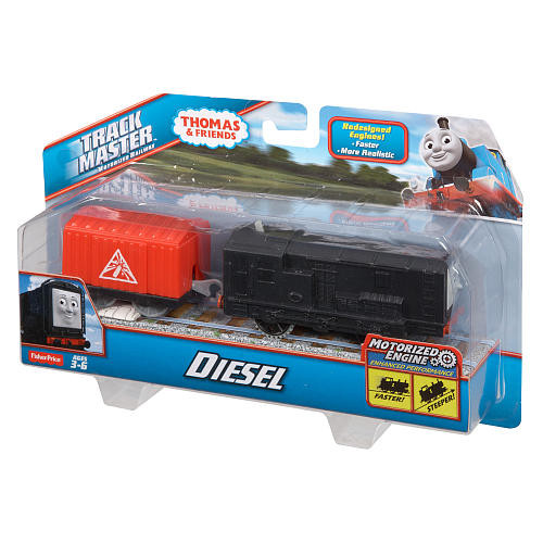 Fisher-Price Thomas & Friends TrackMaster Motorized Railway Engine - Diesel