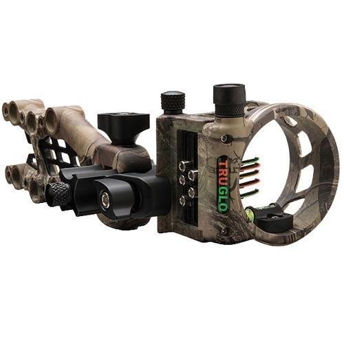TRUGLO Carbon Hybrid 5-Pin Bow Sight  RH/LH