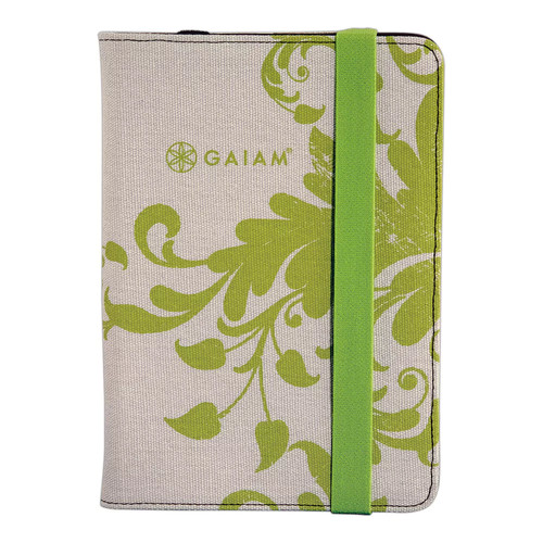 Gaiam - 30800 Multi-Tilt Canvas Folio Case for Amazon Kindle Fire HD 7 Filigree
