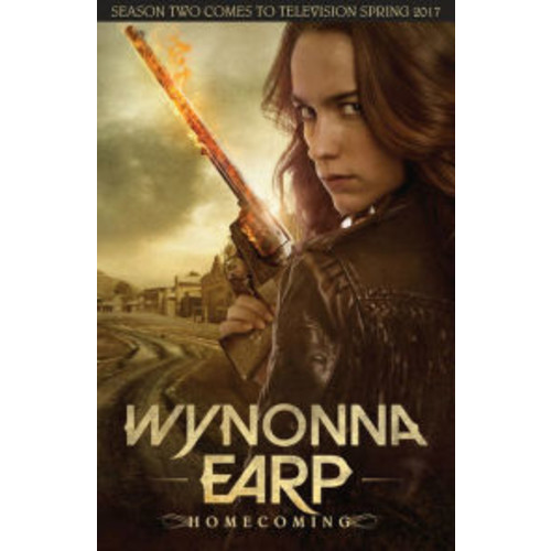 Wynonna Earp, Volume 1: Homecoming