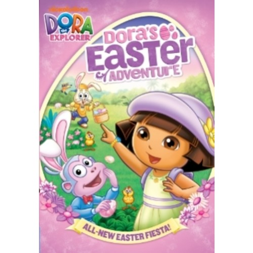 Dora the Explorer: Dora's Easter Adventure [DVD] [English] [2011]