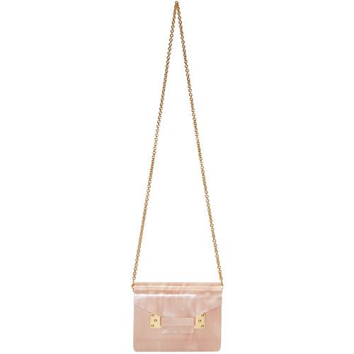 Pink Compton Envelope Clutch