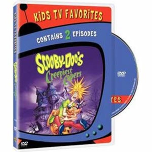 Scooby-Doo's Creepiest Capers - TV Favorites