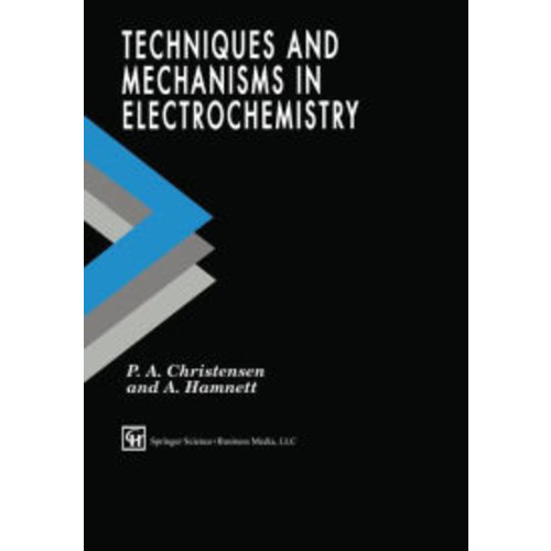 Techniques and Mechanisms in Electrochemistry / Edition 1