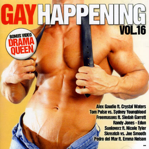 Gay Happening Vol. 16