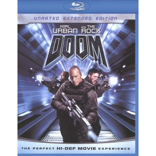 Doom (WS) (Unrated) (Blu-ray)