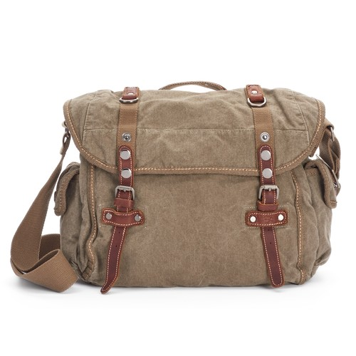 'On The Road' Messenger Bag