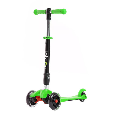Jetson Solo Green Scooter