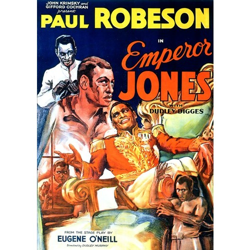 The Emperor Jones [DVD] [1933]