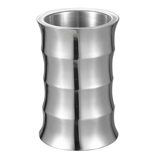 Visol Lawson Stainless Steel Double-walled Ice Bucket - Silver